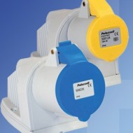 Lewden IP44 Surface Mounting Sockets