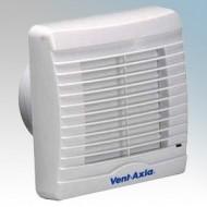 Vent-Axia VA100 Mains Voltage Axial Fans 4 Inch/100mm