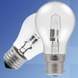 Energy Saving Tungsten Halogen Lamps