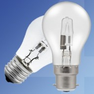 Energy Saving Tungsten Halogen Lamps
