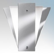 Searchlight 6201 Fan Design Bathroom Mirror Wall Light