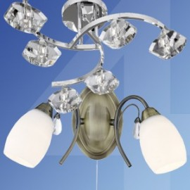 Ceiling, Wall Lights & Uplighters