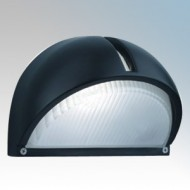 Searchlight 130 Black Outdoor Wall Light IP44
