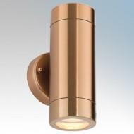 Saxby Lighting Odyssey Tubular Wall Lights IP65