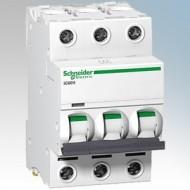 Schneider Acti9 Isobar Type D Miniature Circuit Breakers