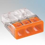 Wago 2273 Series Compact Pushwire Terminal Blocks