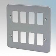 Crabtree Capital Metalclad Grid Frontplates