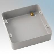 Crabtree Rockergrid Metal Mounting Boxes