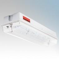Channel Brook Emergency LED Bulkhead IP65