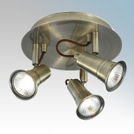 Searchlight Eros Mains Voltage Spotlights