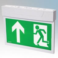 Channel Camber LED Emergency Exit Sign