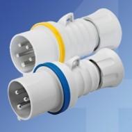 Gewiss IEC309 Industrial Plugs - Screw Terminals IP44