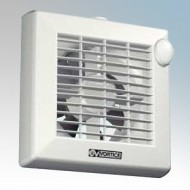 Vortice Punto Mains Voltage Axial Fans 4 Inch / 100mm