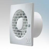 Vortice Punto Filo Slimline Mains Voltage Axial Fans 4 Inch/100mm