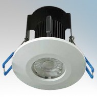 Robus Triumph Activate Integrated Dimmable Fire Rated Downlights