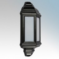 KSR Lighting Manta Polycarbonate LED Half Lanterns