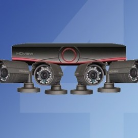 ESP HDview Full High Definition CCTV System Kits