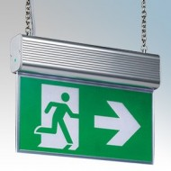 Thorn Voyager Blade Emergency Exit Sign