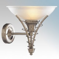 Searchlight Linea Wall Lights With Twist Centre