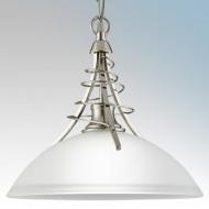 Searchlight Linea Ceiling Pendant With Twist Centre