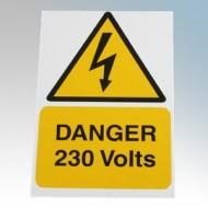 Industrial Signs - DANGER 230V