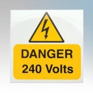 Industrial Signs - DANGER 240V