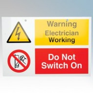 Industrial Signs - WARNING SIGNS