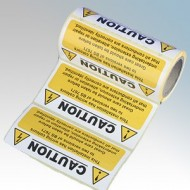 Industrial Signs - MIXED CABLE LABELS
