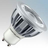 Crompton Lamps COB GU10 LED Lamps