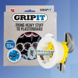 GripIt Plasterboard Fixings
