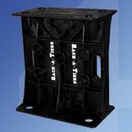 SuperRod Rack-A-Tier Portable Cable Dispenser