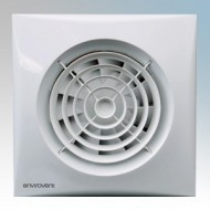 Envirovent SILENT100 Axial Fans 4 Inch / 100mm
