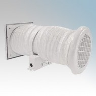 Vent Axia Basics MINIVENT In-Line Shower Fan Extractor Kit