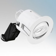 Enlite EFD PRO Adjustable GU10 Fire Rated Downlights IP20