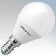 Megaman Economy LED Golf Ball Lamps