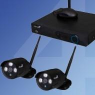 ESP HDview WF Full HD Wireless CCTV System Kits