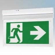 JCC Lighting LED Blade Emergency Exit Sign