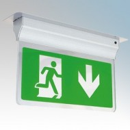 Ansell Eagle 3-In-1 LED Emergency Exit Sign