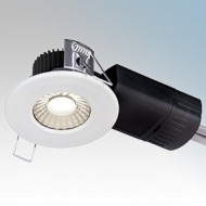 Halers H2Lite500CSP Dimmable LED Downlights IP65