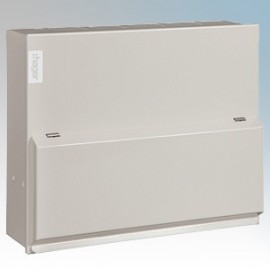 NEW - All Metal 18th Edition Consumer Units