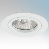 Ansell Lighting TwistLock GU10 Fixed Downlights 240V