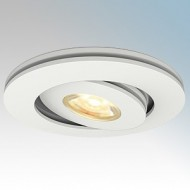 Ansell Lighting Iris Adjustable LED Downlights IP20