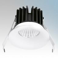Enlite CurveE Baffled LED Downlight IP44