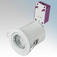 Robus Starling Fixed GU10 Fire Rated Downlights IP20