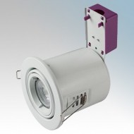 Robus Starling Adjustable GU10 Fire Rated Downlights IP20