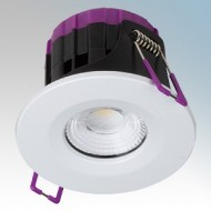 Robus Ultimum Fixed LED Fire Rated Downlights IP65