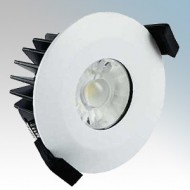 Integral LED Low Profile Fixed LED Fire Rated Downlights IP65