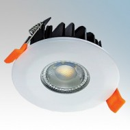 Integral LED WarmTone Fixed Dimmable LED Fire Rated Downlights