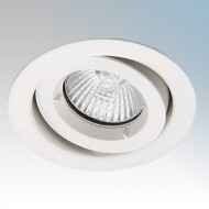Ansell iCAGE MINI Adjustable GU10 Fire Rated Downlights IP20