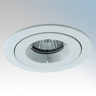 Ansell iCAGE MINI Fixed GU10 IP65 Fire Rated Showerlights